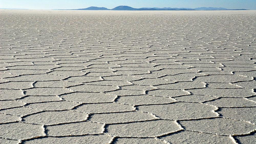 Salar d'Uyuni, Bolivie © Alain Pons