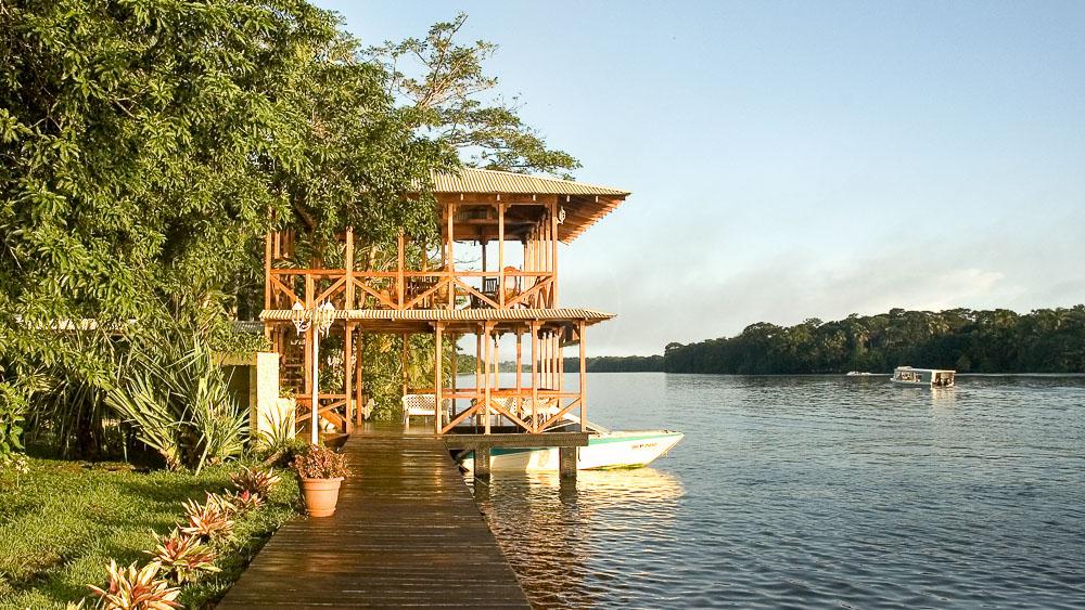 Manatus Hotel Tortuguero, Costa Rica