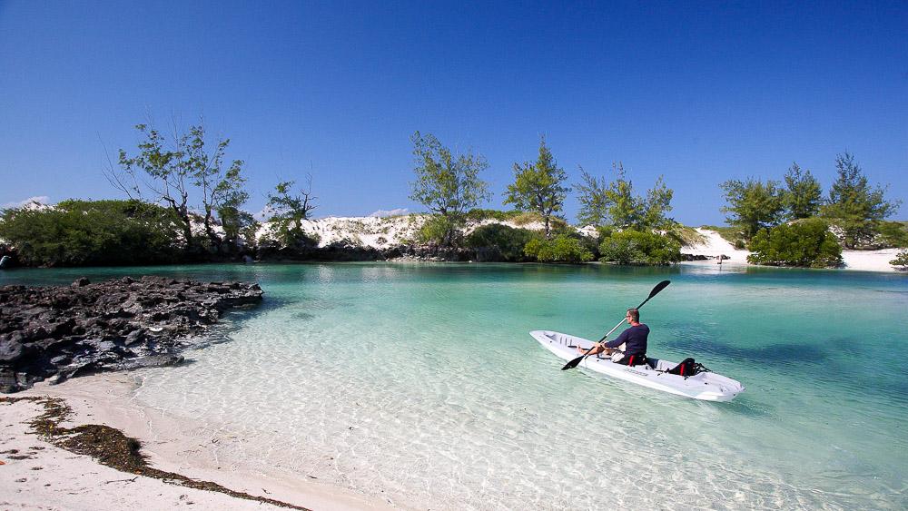 Coral Lodge sur l'Ile de Mozambique, Mozambique