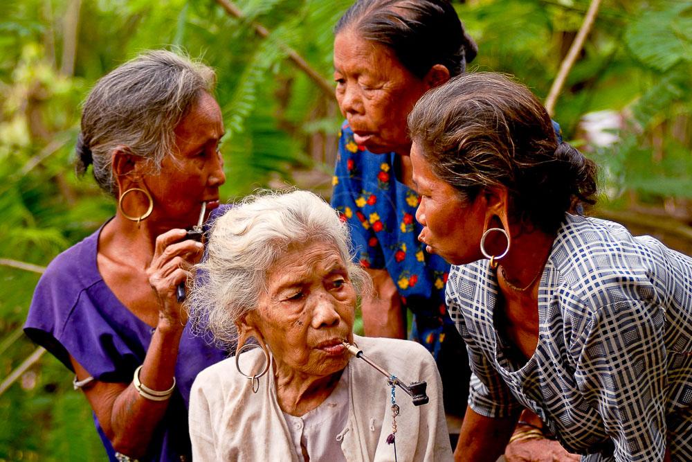 Scène de vie vers Mrauk U, Myanmar