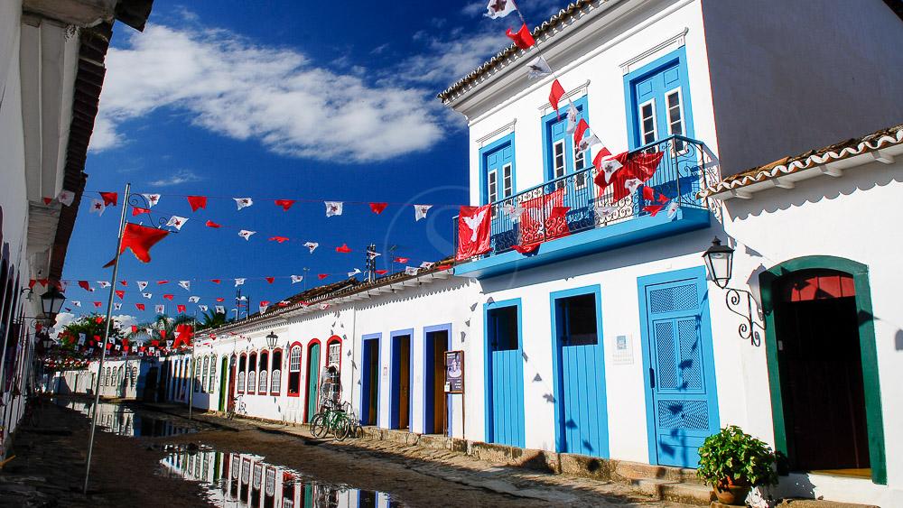 Casa Turquesa, Brésil