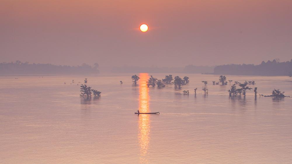 Champasak, Cambodge