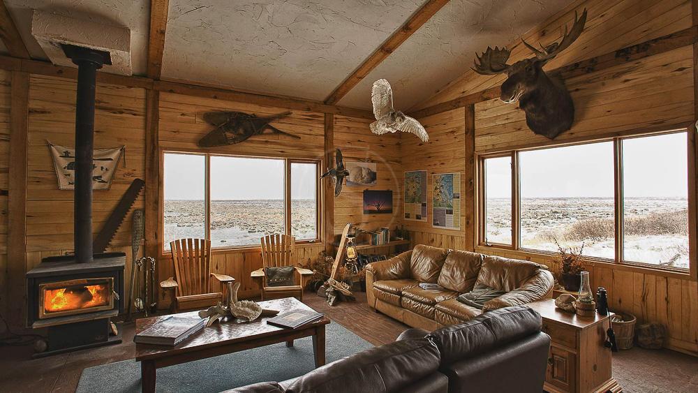 Seal River Lodge, Canada © Churchill Wild