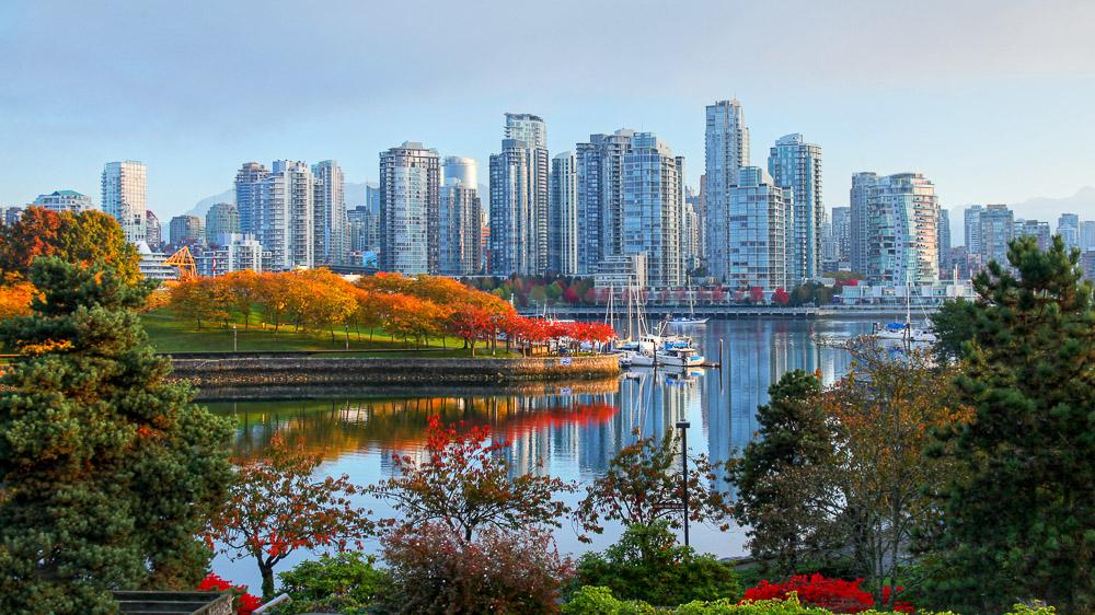 Ville de Vancouver, Canada