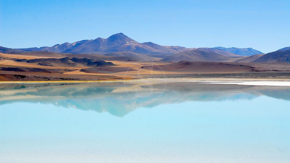 Désert de l'Atacama, Chili © Alain Pons