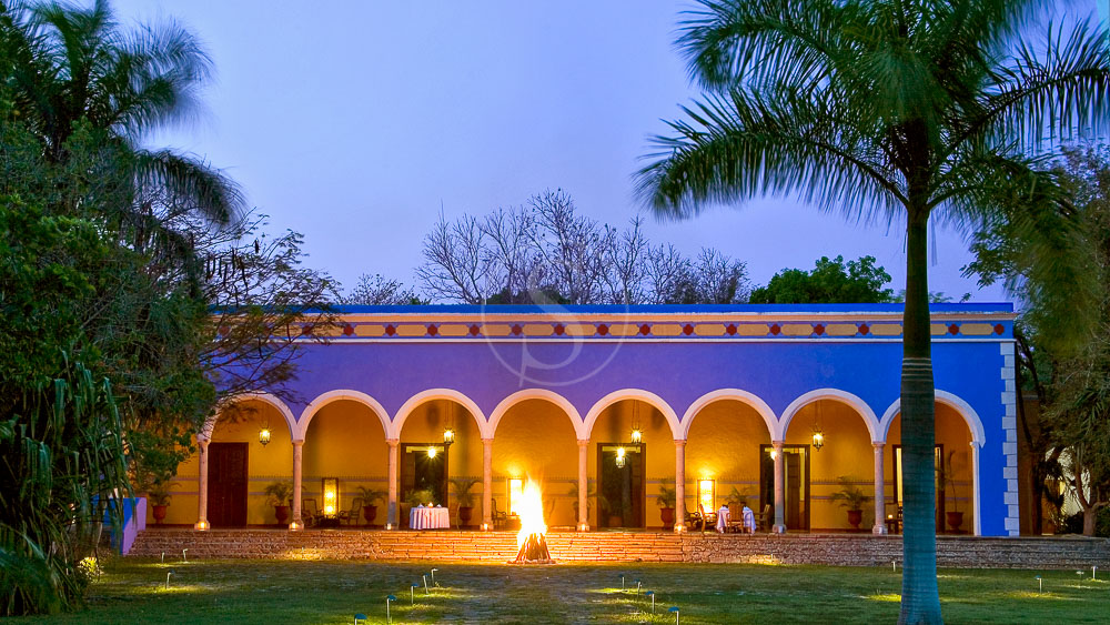 Hacienda Santa Rosa, Mexique