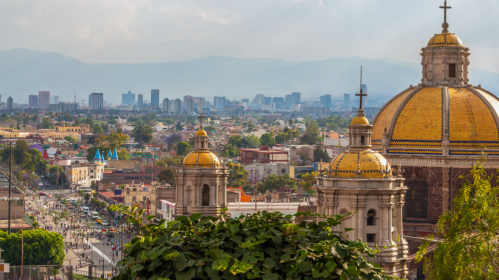 Mexico City, Mexique