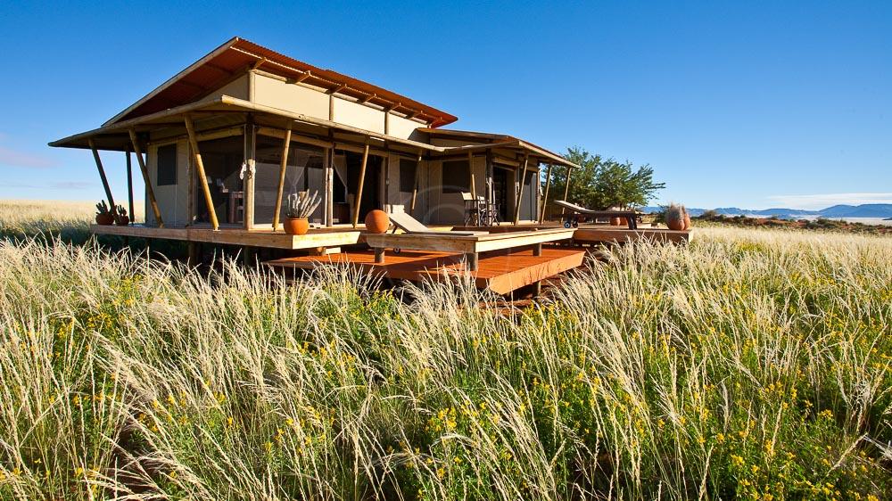 Wolwedans Dunes Lodge, Namibie