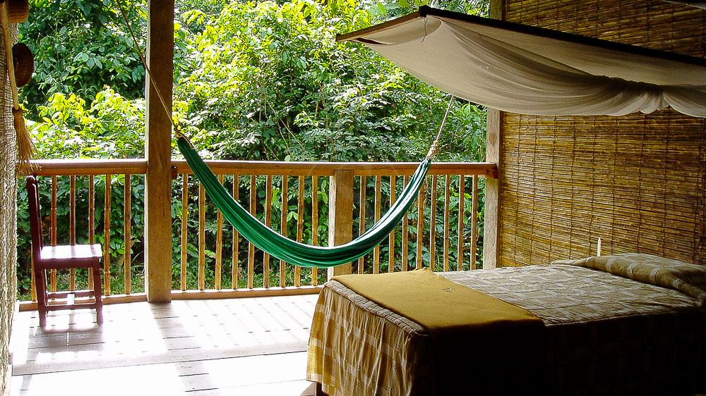 Refugio Amazonas, Pérou