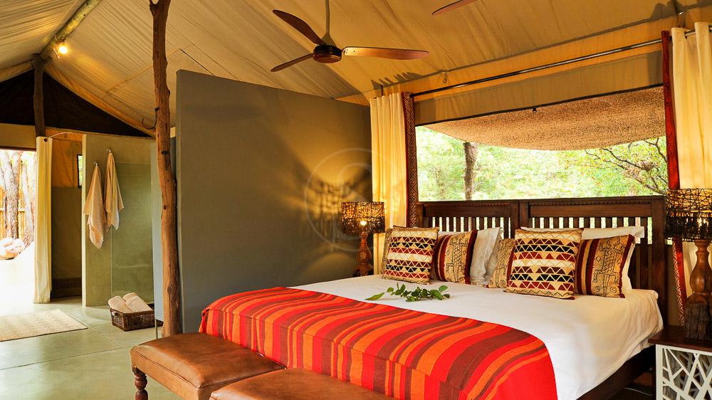 Changa Safari Camp, Zimbabwe © Changa SC