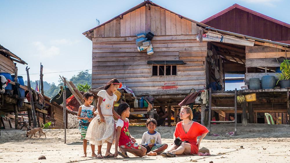 Croisière dans l'Archipel des Mergui, Birmanie