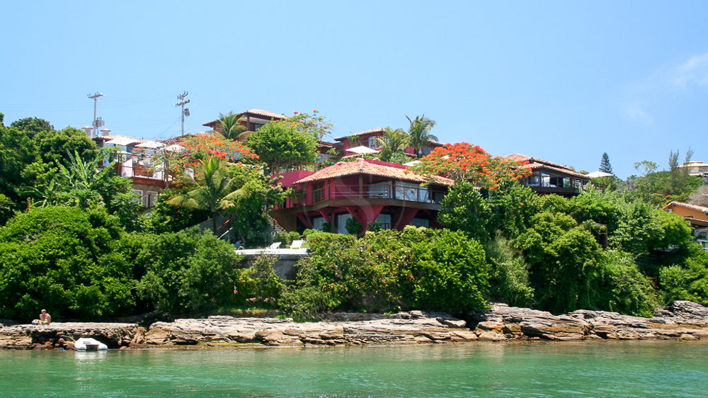 Insolito Hotel de Buzios, Brésil