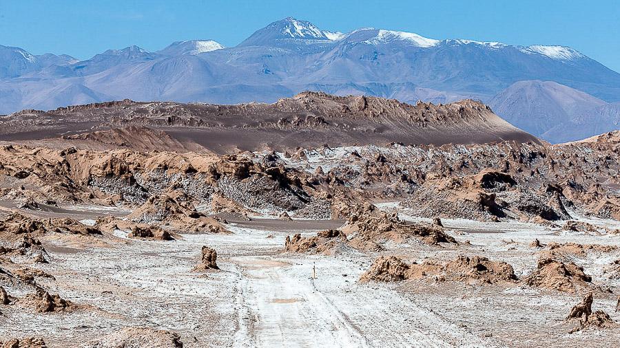 Vallée de la Cordillère de sel, Chili © Christophe Courteau