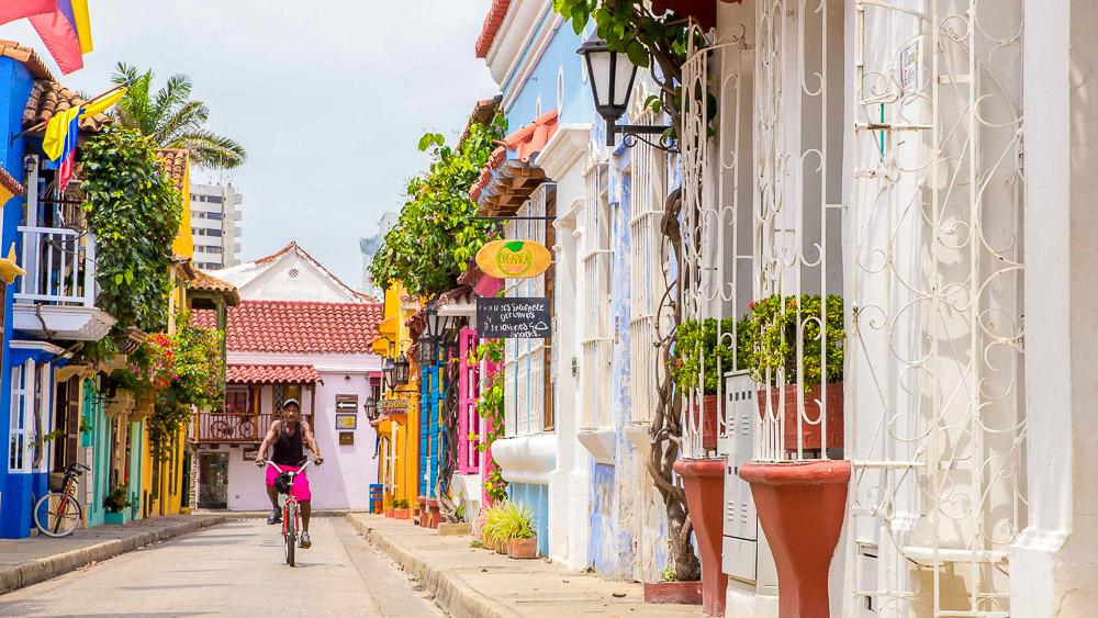 Carthagène, Colombie © Alexis Pradié
