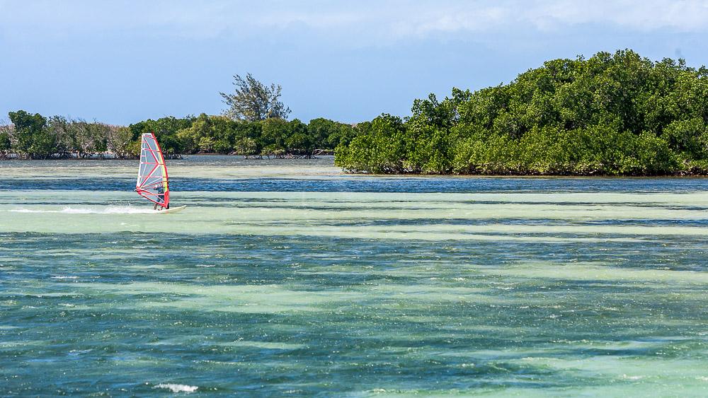 Windsurf vers Diego Suarez, Madagascar