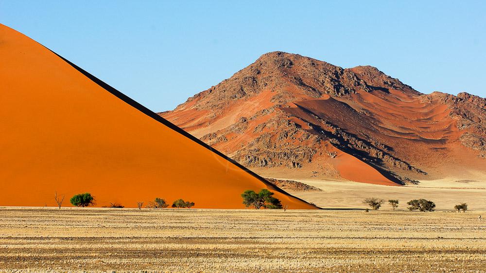 Région de Sossusvlei, Namibie