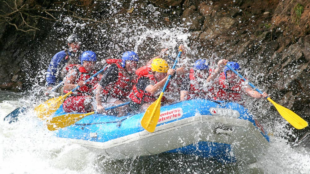 Rafting & Duckies à Pacuare, Costa Rica © Pacuare
