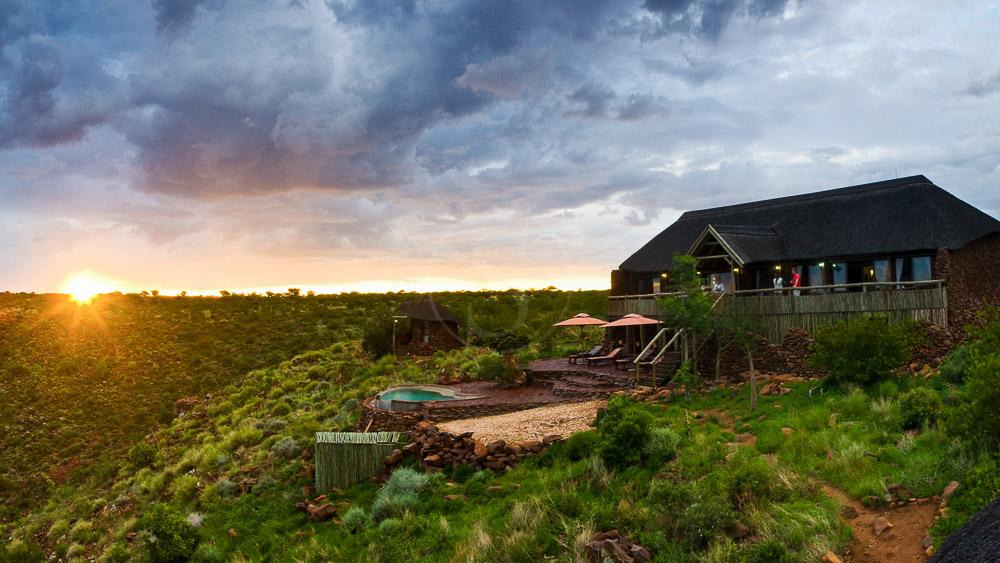Grootberg Lodge, Namibie © Andy Austin