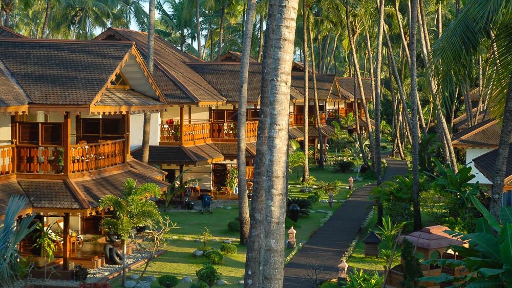 Amazing Ngapali Resort, Myanmar