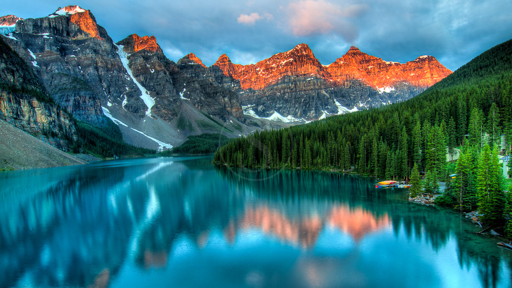 Rocheuses, Canada