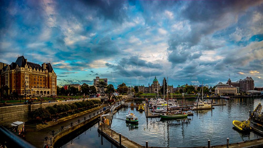 Ville de Victoria, Canada