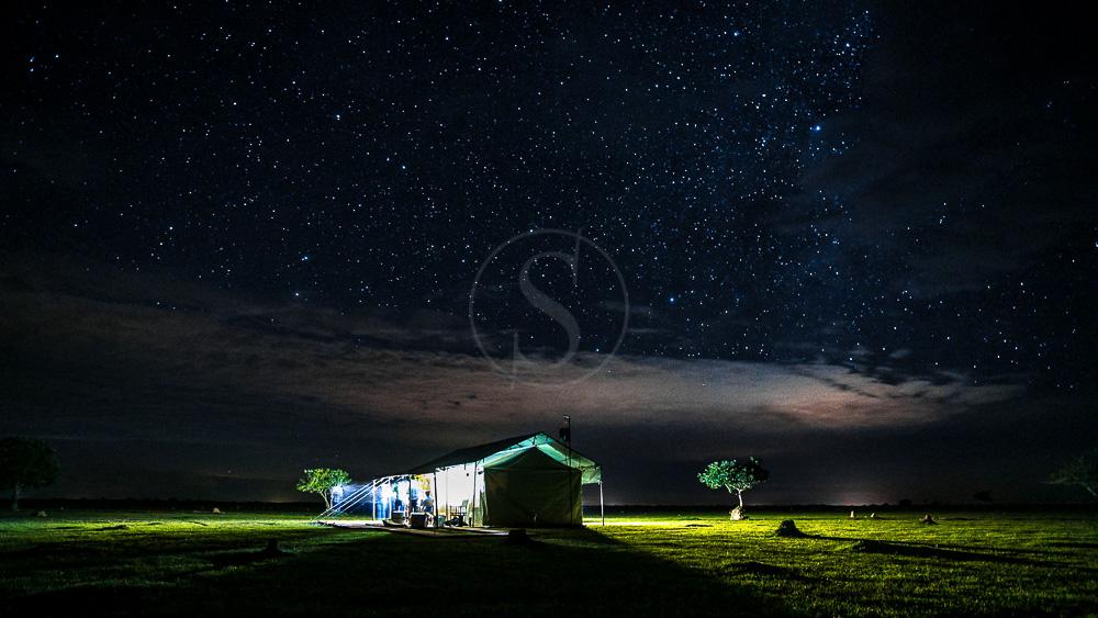 Corocora Camp, Colombie © Corocora