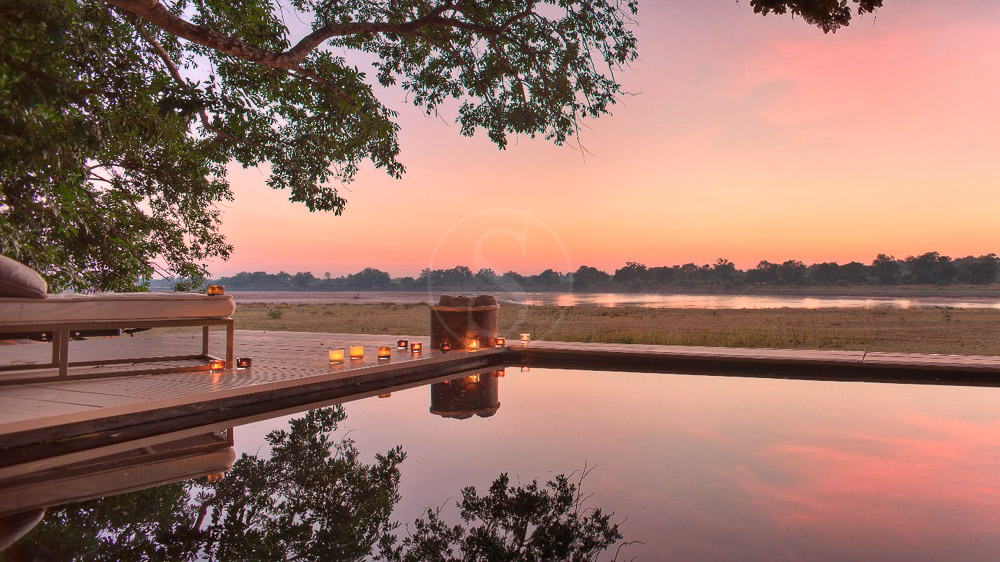 Chinzombo South Luangwa, Zambie © Time & Tide