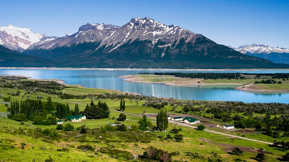 Estancia Nibepo, Argentine