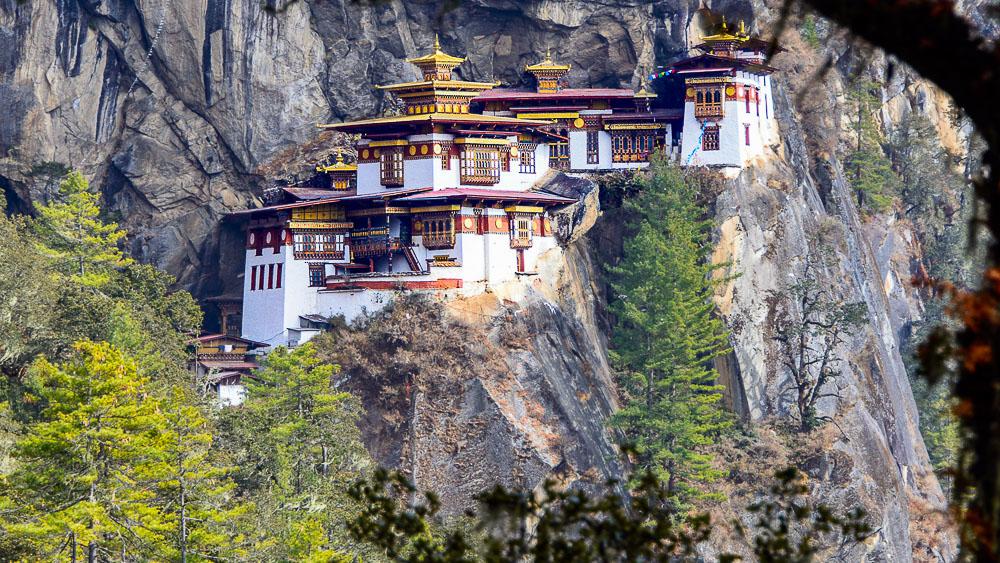 Tiger's Nest, Bhoutan © Amankora