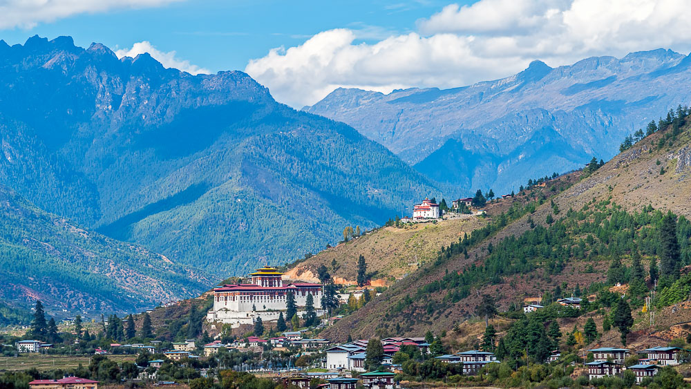 Région de Paro, Bhoutan
