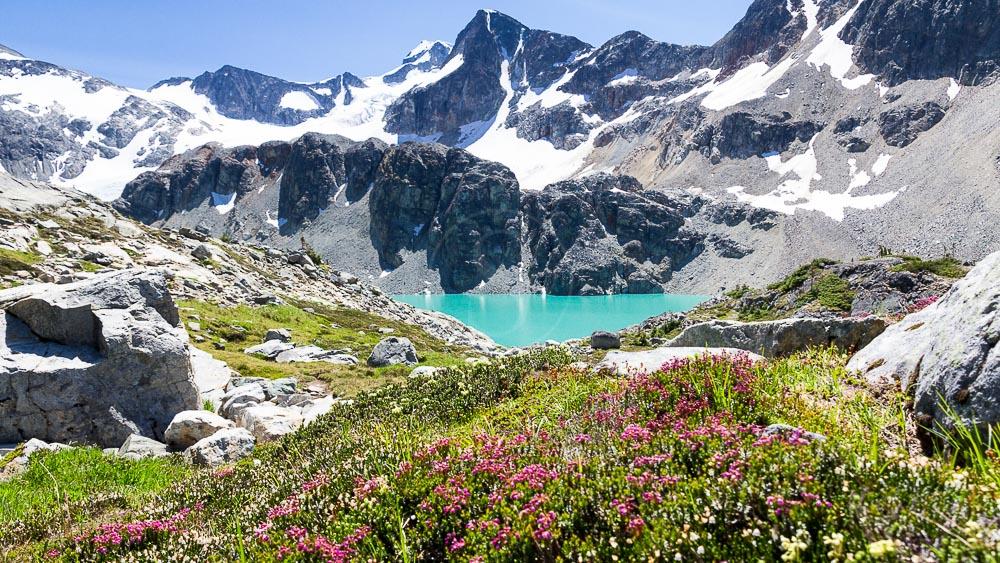 Région de Whistler en Colombie Britannique, Canada