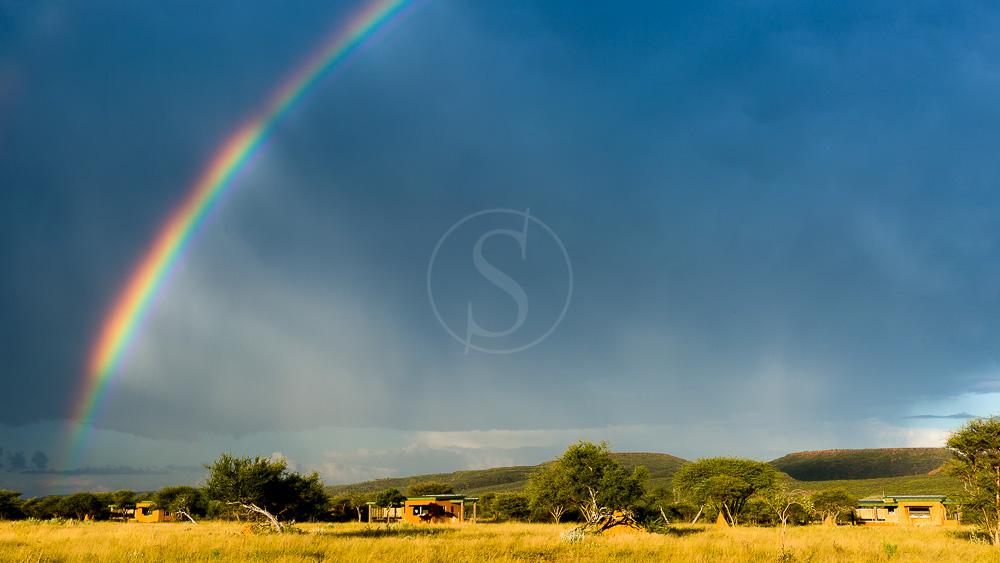 Okonjima Plains Camp, Namibie © Paul Martens
