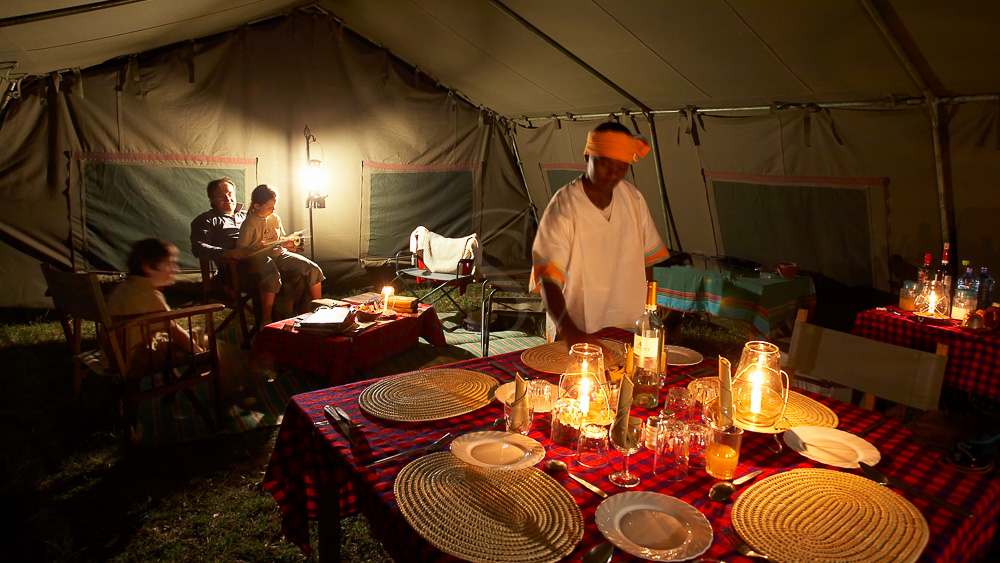Hammerkop Camp, Kenya