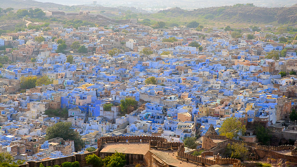 Jodhpur, Inde © Alain Pons