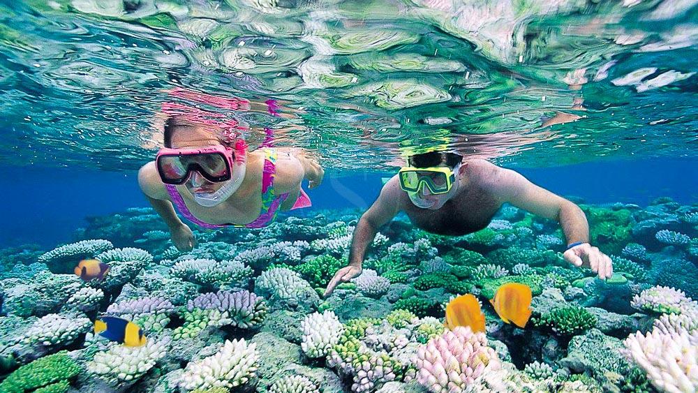 Bar Reef Resort à Kalpitiya, Sri Lanka © Gilles Georget