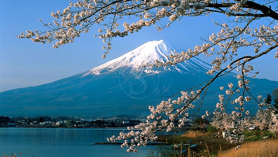 Mont Fuji, Japon © jnto