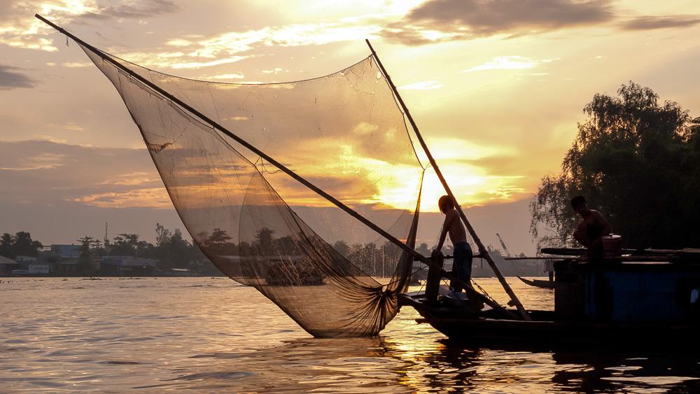 Delta du Mekong, Vietnam