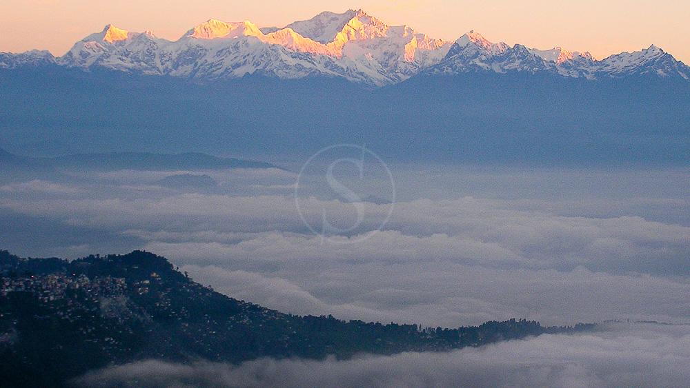 Royaume de Sikkim, Inde