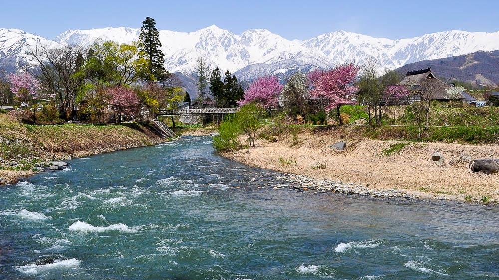 Région de Oide, Hakuba, Japon © jnto