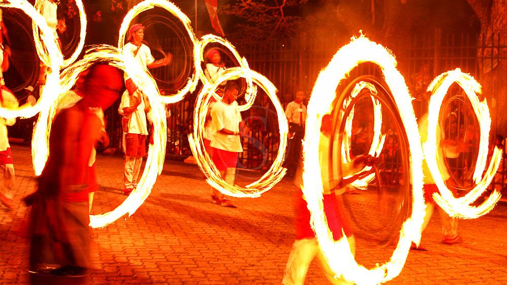 Festival de Pera Hera à Kandy, Sri Lanka © Shutterstock