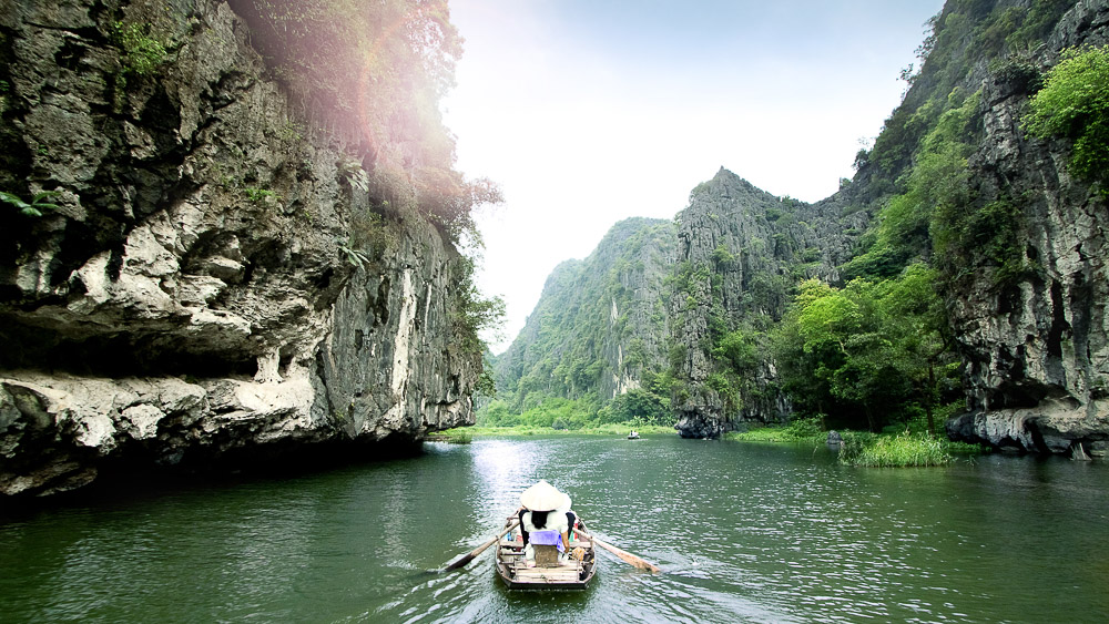 Région de Ninh Binh, Vietnam
