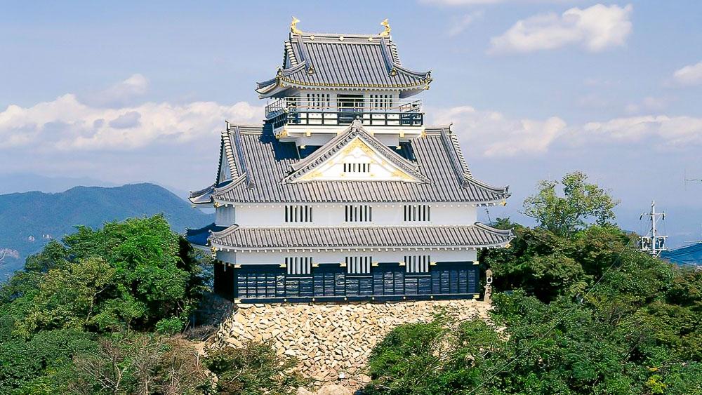 Château de Gifu, Japon © jnto