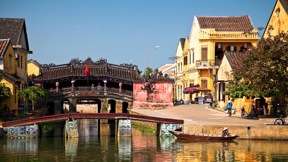 Région de Hoi An, Vietnam