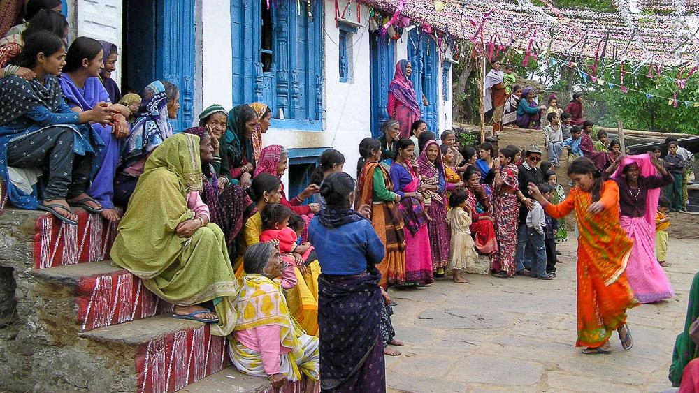 Région de Kumaon, Inde