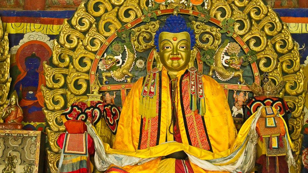 Karakorum et le Monastère d'Erdene Zuu, Mongolie