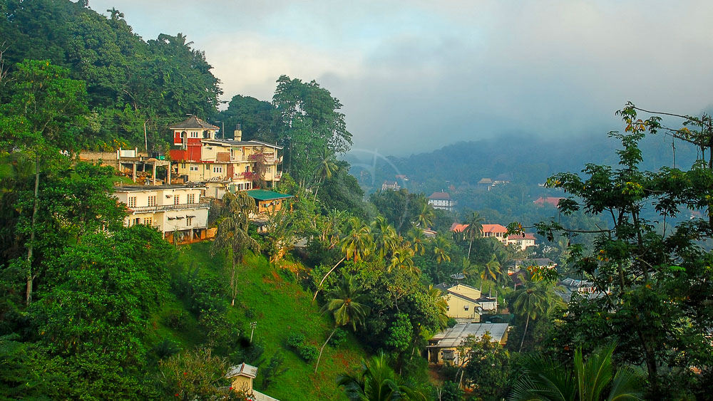Ambiance de Kandy, Sri Lanka © Shutterstock