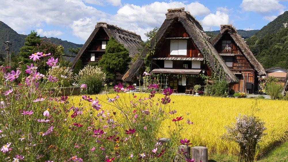 Shirakawa Go, Japon © jnto