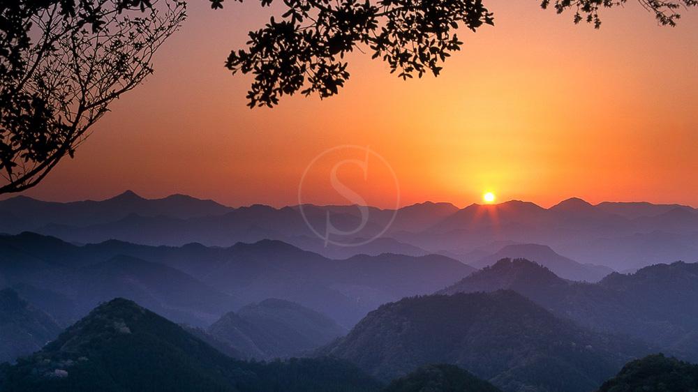 Vue depuis le Mont Koya, Japon © jnto