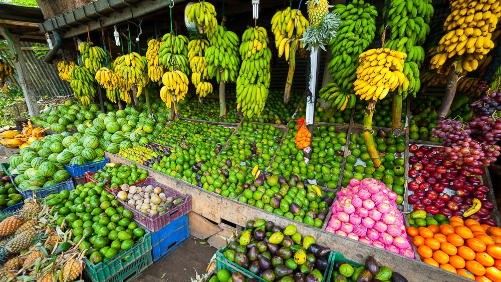Marché au Sri Lanka © Shutterstock