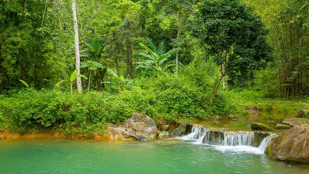 Région de Mai Chau, Vietnam © L. Guillot